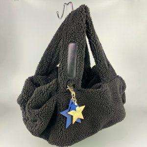 Auth See By Chloe Joy Rider Plush Shoulder Bag